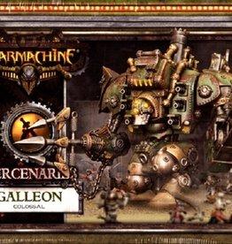 Privateer Press Mercenaries Galleon