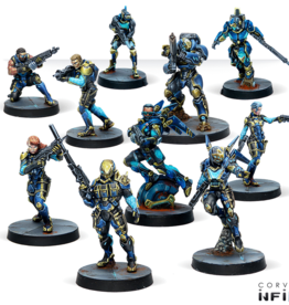 Corvus Belli O-12 Action Pack