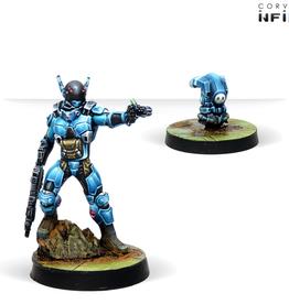 Corvus Belli Echo Bravo, Rapid Reaction Unit (Paramedic)