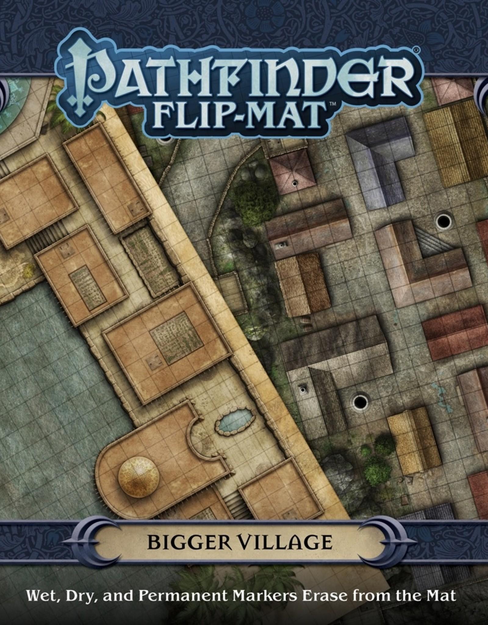 Paizo Pathfinder Flip-Mat Bigger Village