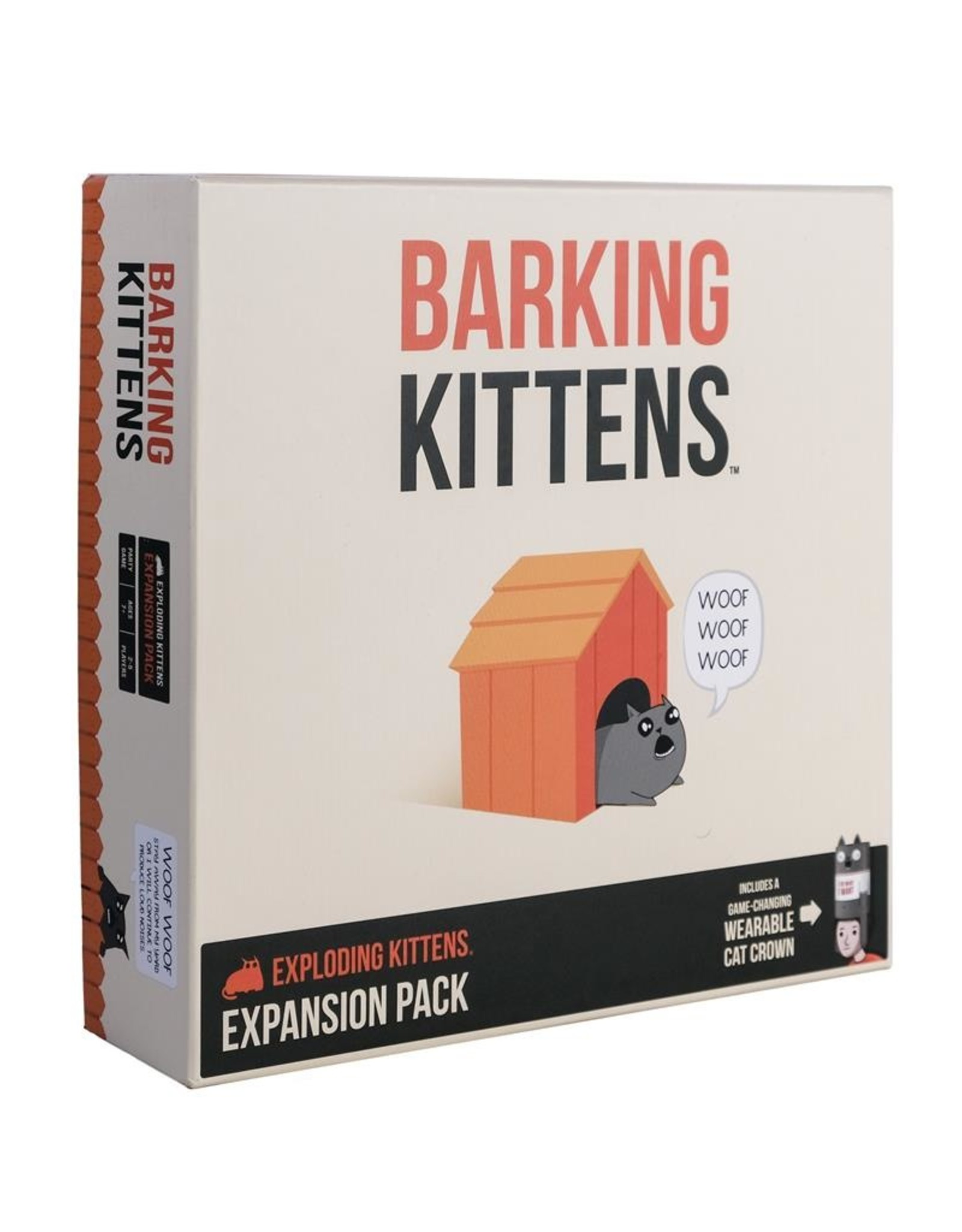 Exploding Kittens Exploding Kittens - Barking Kittens