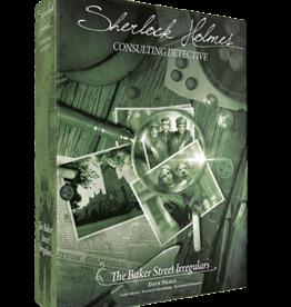 Space Cowboys Sherlock Holmes Consulting Detective: The Baker Street Irregulars  (EN)