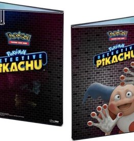 Ultra Pro Portfolio Pokemon Detective Pikachu Mr Mime 9-Pocket