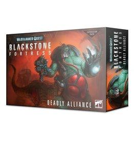 Games Workshop Warhammer Blackstone Fortress: Deadly Alliance
