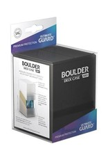 Ultimate Guard Boulder Deck Case Onyx 100+