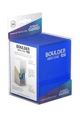 Ultimate Guard Boulder Deck Case Sapphire 100+