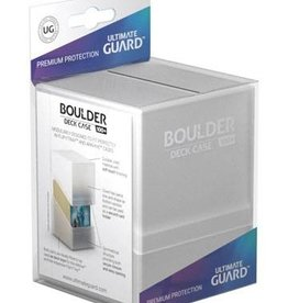 Ultimate Guard Boulder Deck Case Frosted 100+