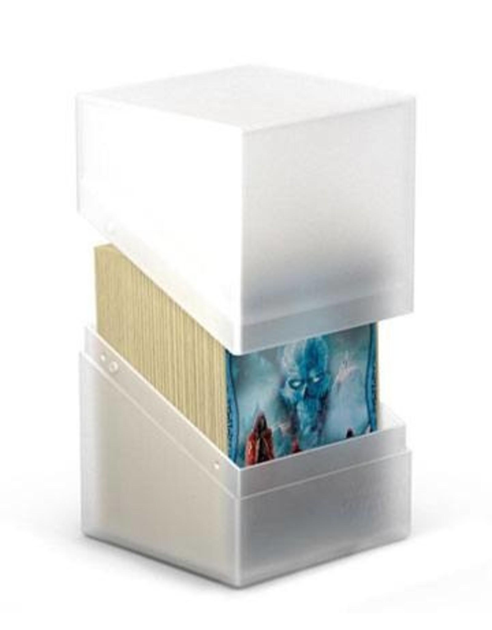 Ultimate Guard Boulder Deck Case Frosted 100+