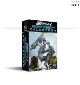 Corvus Belli Infinity Beyond Operation Kaldstrom