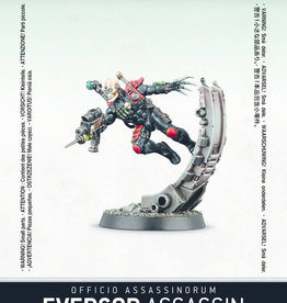 Games Workshop Officio Assassinorum Eversor Assassin