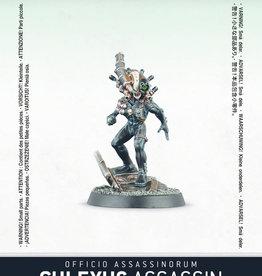 Games Workshop Officio Assassinorum Culexus Assassin