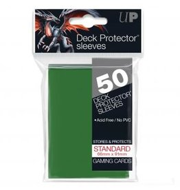 Ultra Pro Sleeves Standard Green (50)