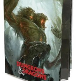 Ultra Pro D&D 5th ed. Character Folio - Demogorgon