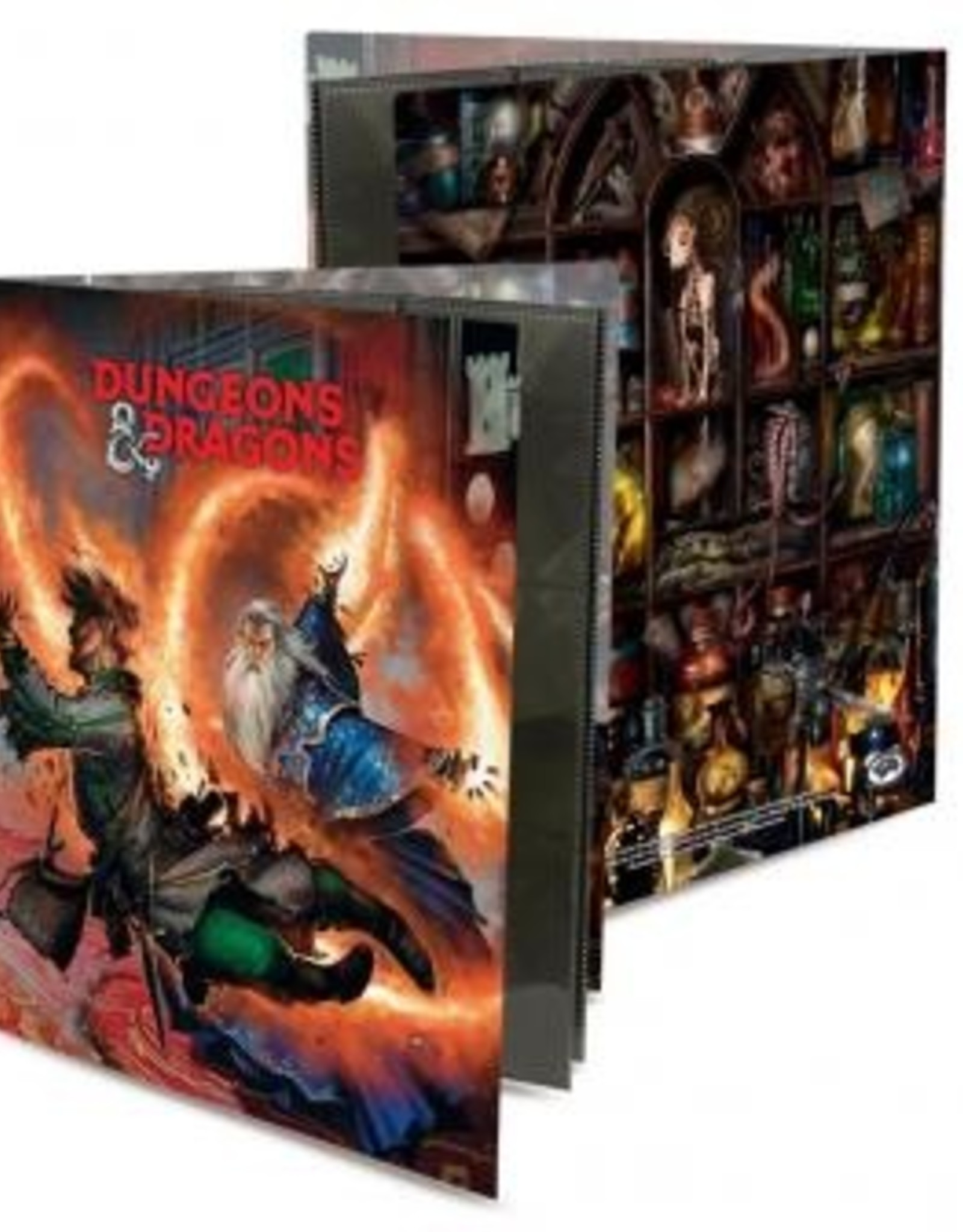 Ultra Pro D&D 5th ed. Character Folio - Wizard