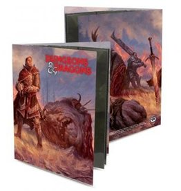 Ultra Pro D&D 5th ed. Character Folio - Giant Killer