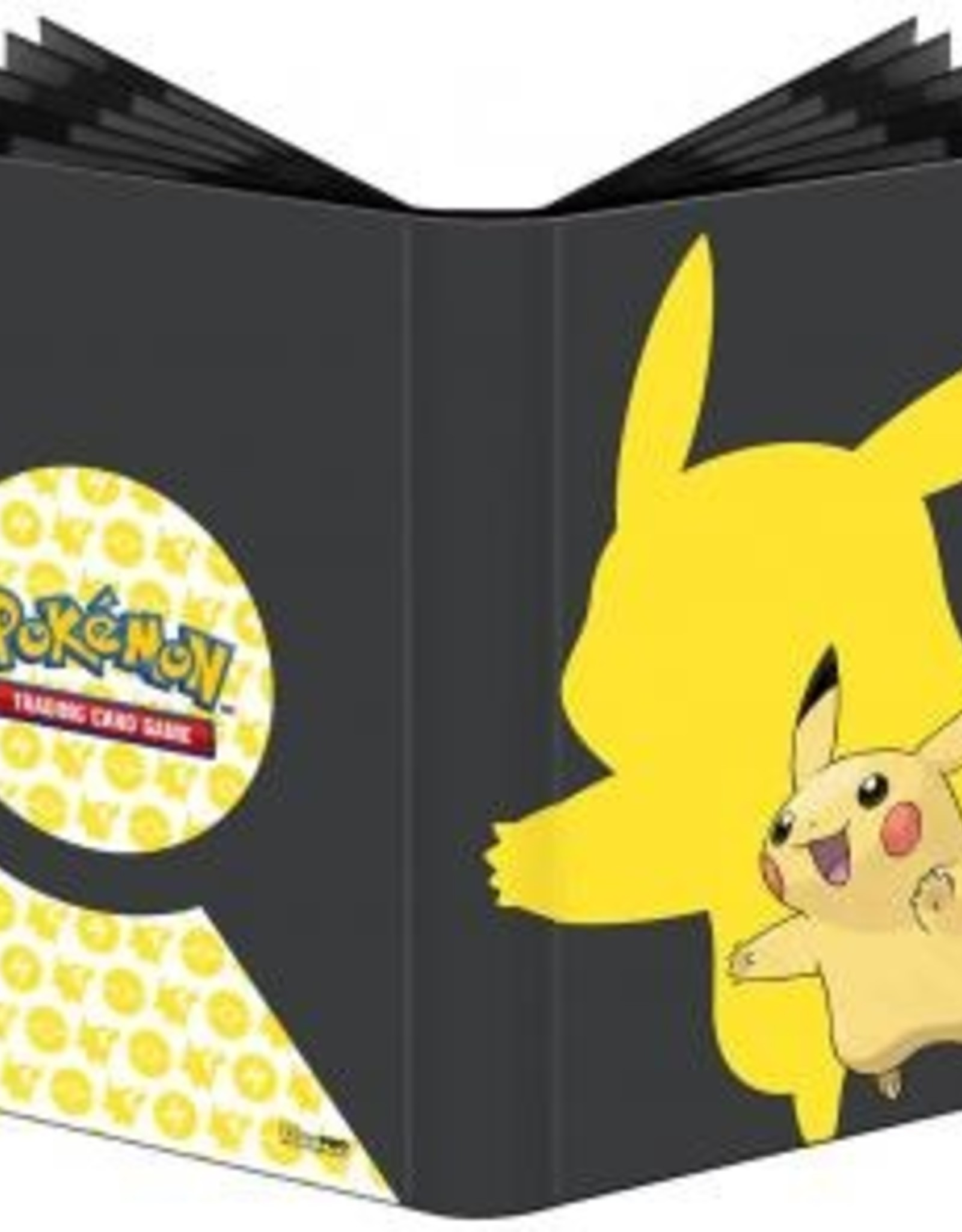 Ultra Pro Pro Binder Pokemon Pikachu 2019 9-pocket