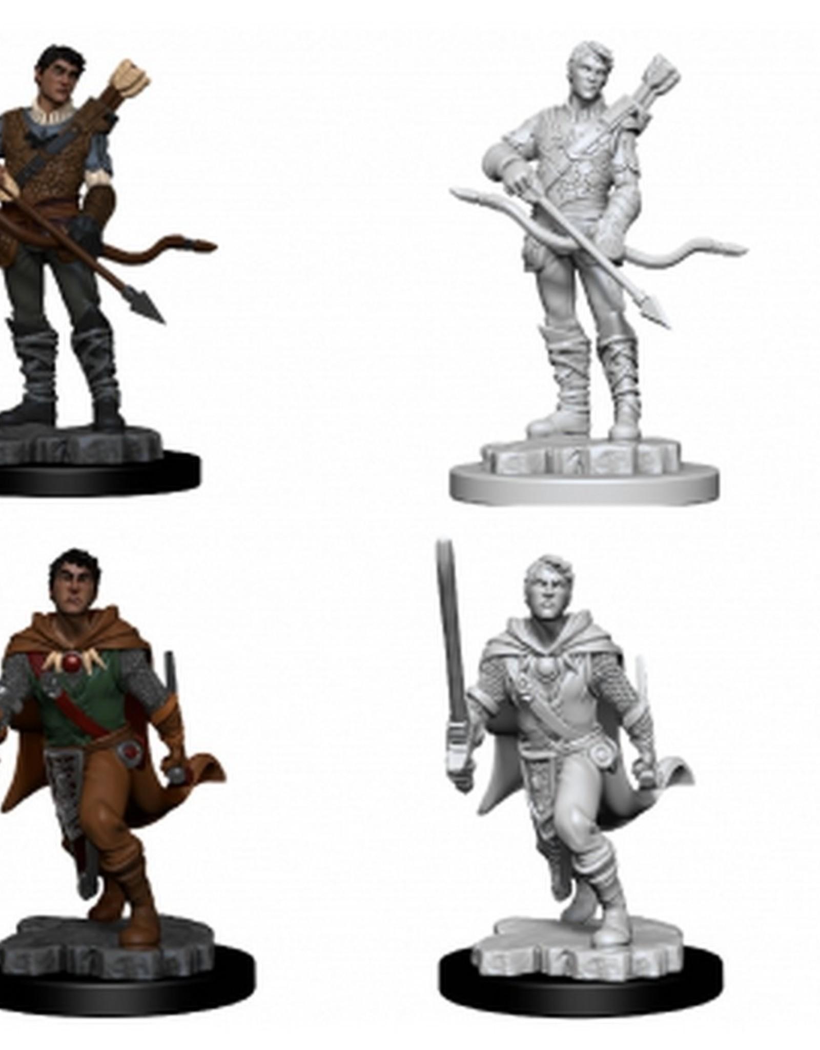 Wizkids D&D Nolzur's Marvelous Miniatures Human Ranger Male 2