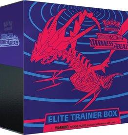 Pokemon USA POK S&S Darkness Ablaze Elite Trainer Box