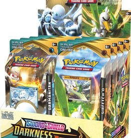 Pokemon USA POK S&S Darkness Ablaze Theme Deck