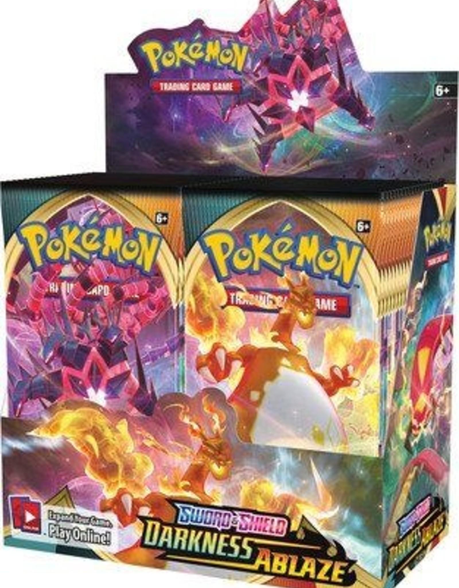 Pokemon USA POK S&S Darkness Ablaze Boosterbox - Pre-order