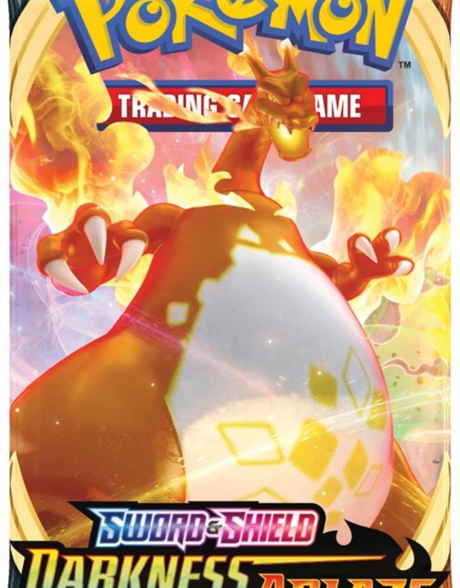 Pokemon USA POK S&S Darkness Ablaze Celebration Boosterbox (24) - Pre-order