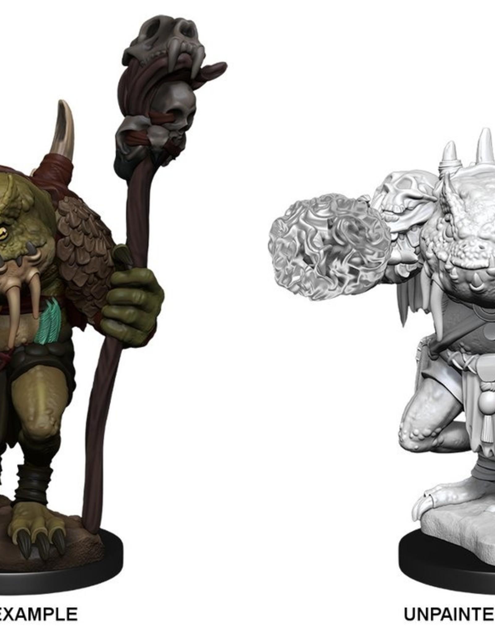 Wizkids D&D Nolzur's Marvelous Miniatures Green Slaad