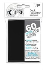 Ultra Pro Sleeves, Small Eclipse Black (60)