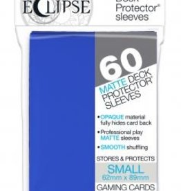 Ultra Pro Sleeves, Small Eclipse Pacific Blue (60)