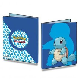 Ultra Pro Portfolio Pokemon Squirtle 2020 9-Pocket