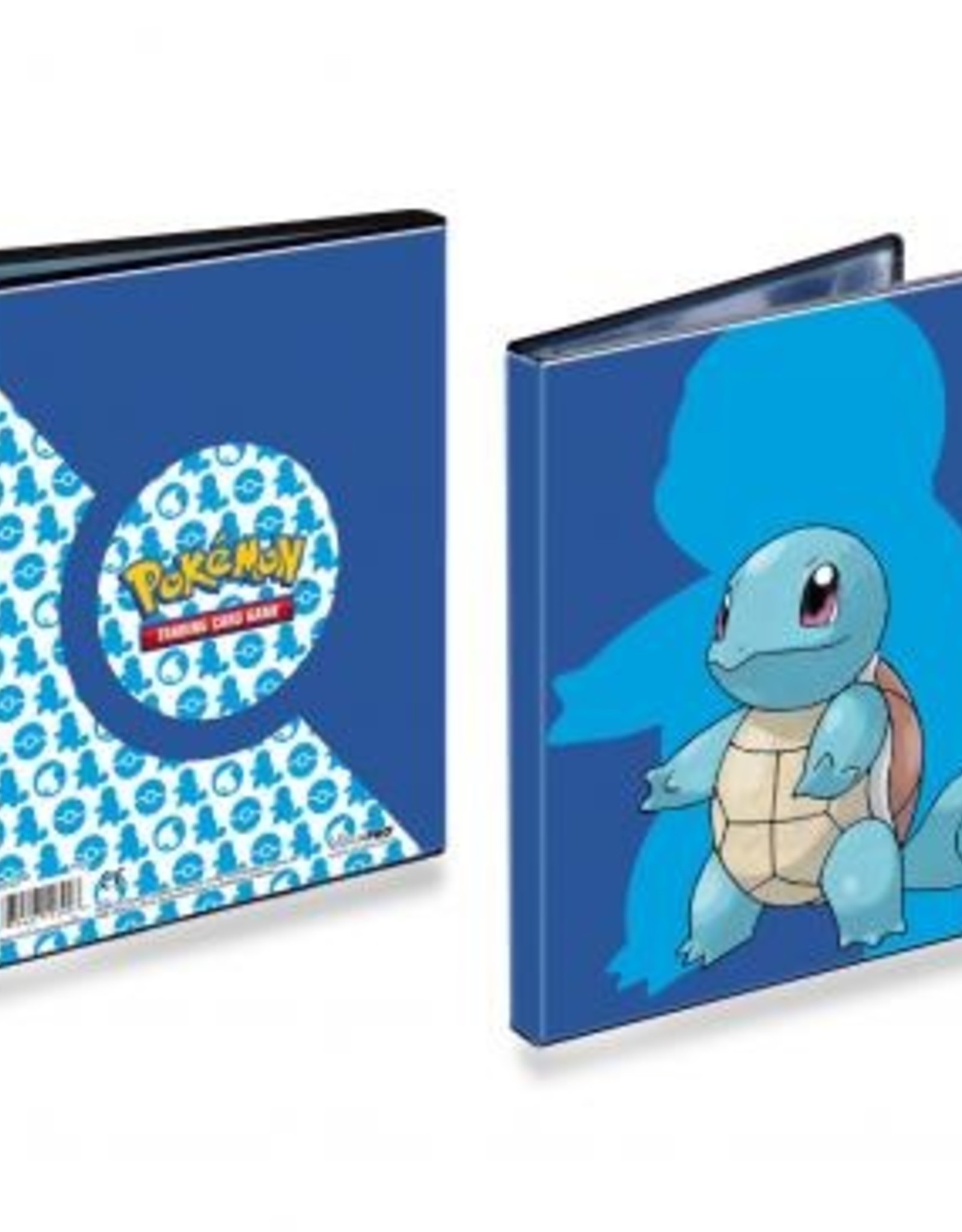 Ultra Pro Portfolio Pokemon Squirtle 2020 4-Pocket