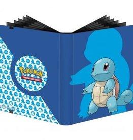 Ultra Pro Pro Binder Pokemon Squirtle 2020 9-pocket
