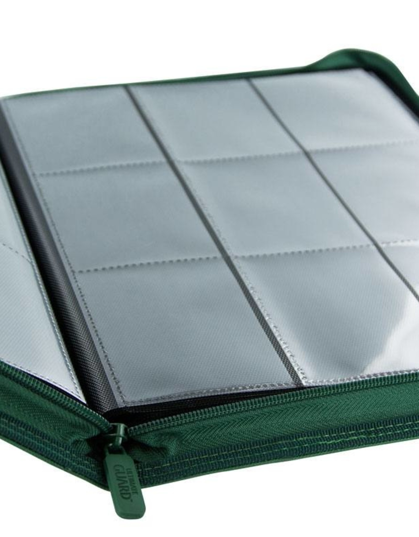 Ultimate Guard 8-Pocket ZipFolio XenoSkin Green