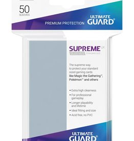 Ultimate Guard Supreme Boardgame UX Sleeves Standard Size (50) (66x91mm)