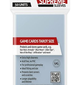 Ultimate Guard Supreme Boardgame Sleeves Tarot Size (50) (73x122mm)