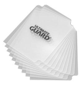 Ultimate Guard Card Dividers Standard Transparant (10)