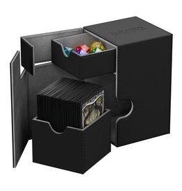 Ultimate Guard Flip´n´Tray Deck Case 100+ Standard Size Black