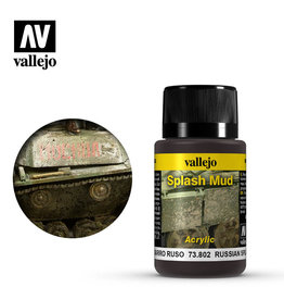Vallejo Splash Mud - Russian