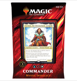 Wizards of the Coast MtG Commander 2019 deck Mystic Intellect