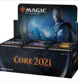 Wizards of the Coast MtG Core Set 2021 Booster Box (36 Packs)