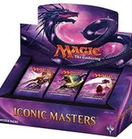 Wizards of the Coast MtG Iconic Masters Booster Box