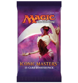 Wizards of the Coast MtG Iconic Masters Booster