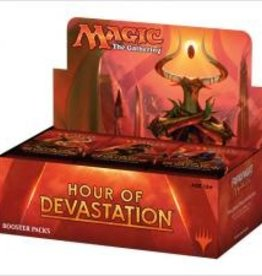 Wizards of the Coast MtG Hour of Devastation Booster Box