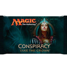 Wizards of the Coast MtG Conspiracy: Take the Crown Booster
