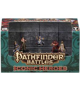Wizkids Pathfinder Battles Iconic Heroes (Set 8)