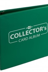 ADC Blackfire Blackfire Collectors Album - Green