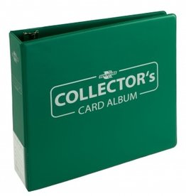 ADC Blackfire Blackfire Collectors Album - Green