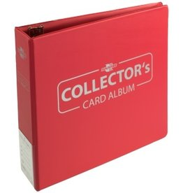 ADC Blackfire Blackfire Collectors Album - Red