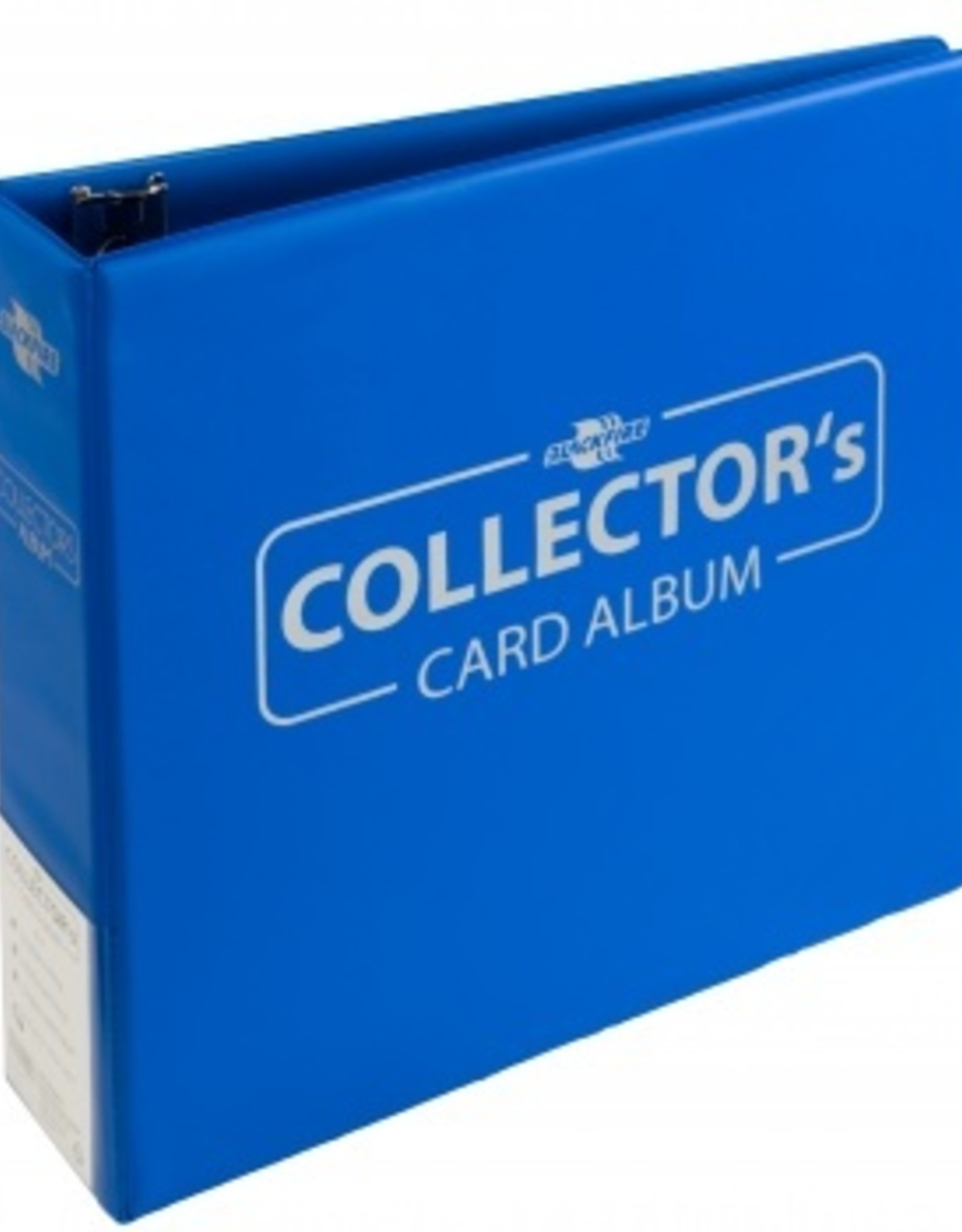 ADC Blackfire Blackfire Collectors Album - Blue