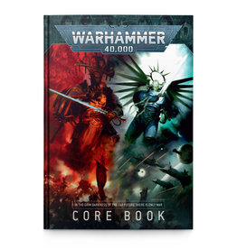 Games Workshop Warhammer 40.000: New Edition Core Rulebook