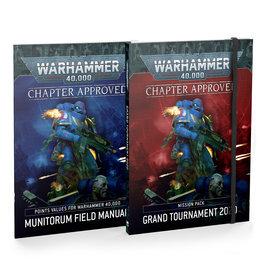Games Workshop Warhammer 40.000: Grand Tournament 2020